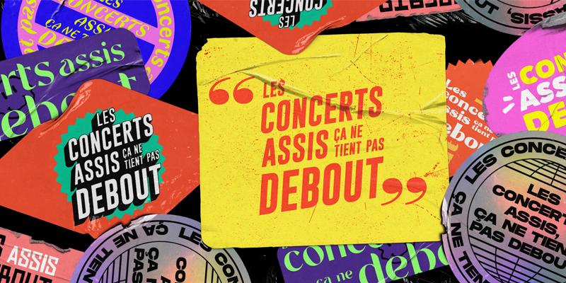 Concerts Debout